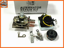 Alternator Repair Kit, Rectifier Regulator Brushes For LUCAS 15 16 17 18 ACR