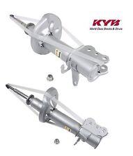 KYB 2 Rear Struts Mazda Protege 99 00 to 03 Suspension Kit