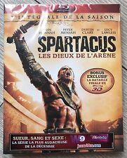 Spartacus : Les Dieux de l'arène L'intégrale de la saison 1 [Blu-ray]