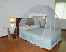 Double Bed Sized 6X6 Feet Portable Folding Mosquito Net Premium Quality