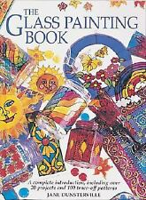 The Glass Painting Book-ExLibrary