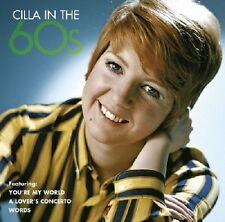 Cilla Black In The 60s CD NEW SEALED Anyone Who Had A Heart/You're My World+