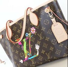LOUIS VUITTON NEVERFULL PM, TAKASHI MURAKAMI MOCA IN AN AWESOME CONDITION