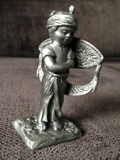 Royal Selangor 'Boy with Kite' Pewter Figurine