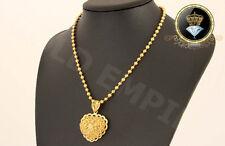 Damen  Anhänger Dubai echt 750 Gold 18 Karat  vergoldet 1093 ohne Kette
