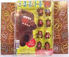 "NHK DOMO DISPLAY 8 Figures Figurines Set 1"" Cell Phone Zipper Pull Charms Favors"