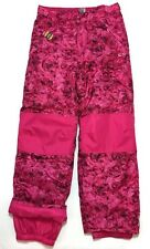 Champion Ski Pants XL 14 16 Cargo Snow Snowboard Youth Pink  Water Resistant New
