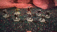 Battletech - 8 Power Armor metal minis, Partially Painted. Lot #3