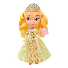 Disney Junior 10.5 inch Princess Amber Sofia the First Royal Doll - Blonde