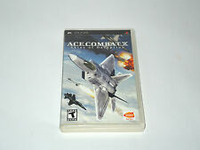 ACE COMBAT X box only Sony PSP no game Playstation