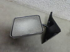 Driver Side Chrome Mirror 88 89 90 Chevy S10 Grey Blazer 4x4 2 Dr 4.3 V6 OEM