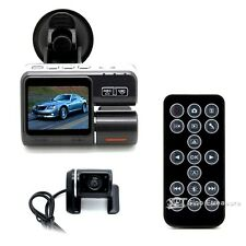 Dual Lens HD Front and Rear Vehicle Car DVR Dashboard Video Camera Video Taxi