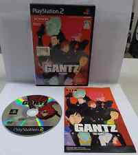 Anime SONY Playstation 2 PS2 NTSC JAP / GANTZ The Game / Japanese Giapponese / -