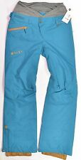 Roxy ESPIONAGE Womens Snowboard Pant Ocean Depths Medium NEW888256