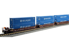 Kato 106-6155 N Scale Gunderson MAXI-I Double Stack Car AOK #58101