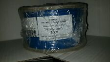 1mm BLUE ELECTRIC WIRE BS6231 APPLIANCE,PANEL,MARINE WIRE