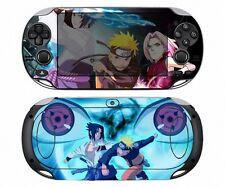 Naruto 061 Vinyl Decal Skin Sticker for Sony PlayStation PS Vita PSV
