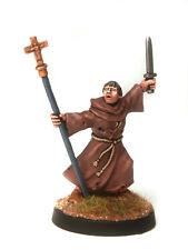 Oscura Edad Media cristiana guerrero sacerdote footsore Miniatures saga 03DAI006