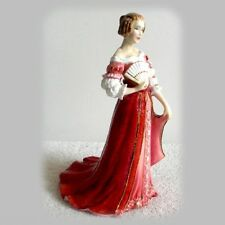 Royal Doulton  figurine - Queen Sophia - Limited edition - FREE SHIP