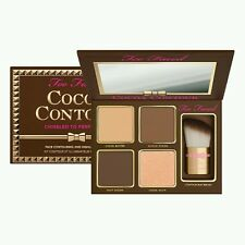 Too Faced DEEP Cocoa Contour Palette- Medium to Deep *Brand New in Box* GENUINE!