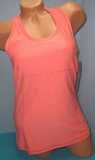 BeMaternity by Ingrid & Isabel~XXL~Coral Active Racerback Tank #1285H