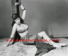 """Beautiful Actress Yvonne De Carlo """"The Munsters"""" """"Lily"""" 60s TV Show PHOTO! #(6)"""