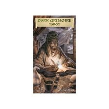 NEW The Dark Grimoire Tarot Card Deck Lo Scarabeo Sealed
