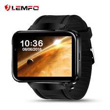 Lemfo LEM4 Wireless Bluetooth 4G SIM GPS Reloj Inteligente Wrist Para Android