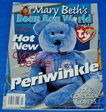 Mary Beth's Beanie World Magazine February 2001 Vol 4 No 5 Ty (130 Pages)