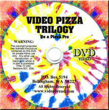 PIZZA Baking Class - 2DVD gift set - 137min (Italian bread cooking oven pan)qe