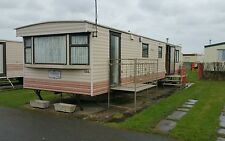 8 BERTH CARAVAN FOR HIRE OWENS CARAVAN PARK TOWYN NORTH WALES 1st - 8th APRIL