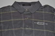 TOUR VAN ISSUE CARNOUSTIE MINER NAPA VALLEY TRILIUM GOLF POLO SHIRT XL