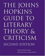 The Johns Hopkins Guide to Literary Theory and Criticism, , Acceptable Book