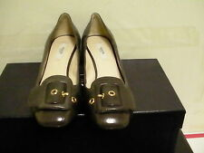 Women's prada shoes heels calzature donna antic soft size 35.5 euro