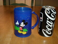 WALT DISNEY - MICKEY MOUSE,  INSULATED WALLED THERMO, CHILD DRINKING PLASTIC CUP