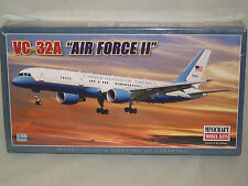"""Minicraft 1/144 Scale VC-32A """"Air Force II"""" - Factory Sealed"""