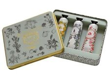 The Essential Collection Panier des Sens 3 Provence Hand Creams In Tin NEW
