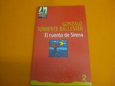 Libro El Cuento De Sirena - Gonzalos Torrente Ballester
