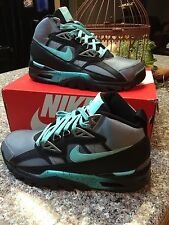 Mens Nike Air Trainer SC  Magnet Grey Turquoise 684713-001 sz 9 Bo Jackson Sweet