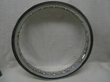 "TRIUMPH NOS SLINGER ALLOY RACING REAR 18"" RIM"