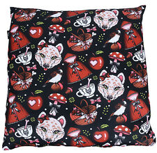 Liquor Brand LITTLE RED Flash Newschool Pillow KISSENBEZUG Rockabilly