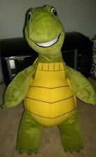 """Nanco Verne The Turtle """"Over the Hedge"""" 18"""" Plush Stuffed Animal Toy"""