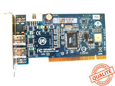 Carte PCI capture video firewire DV Gigabyte GC-V1394-RH low profile 2+1 ports