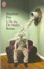 STEPHEN FRY L'ILE DU Dr MALLO