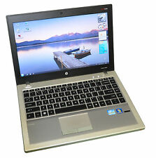 "HP ProBook 5330m 13.3"" Core i5 2520m 2.5ghz 4gb 80gb webcam BLT HDMI win 7"