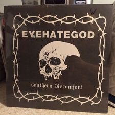 Eyehategod - Southern Discomfort WHITE vinyl sealed US RARE Eyeball 1st pressing