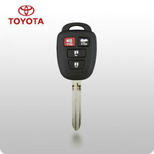 2014-2015 Toyota Corolla & Camry Remote Head Key New OEM H Chip