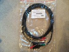 Polycom 2457-24772-001 HDX Main Monitor Cable DVI+2 RCA To 5 RCA, 3M New