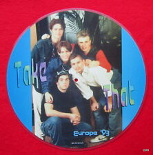 "Take That   12"" LP  Picture Disc Record -Europe ' 93"