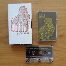 Witchcraft  -  Legend Cassette Tape New Never Played Stoner Metal Graveyard